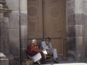 In the Shade - Quito 1991