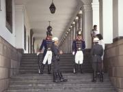 Palacio de Carondolet - Quito 1991