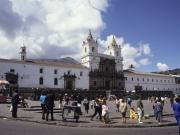 Iglesia de San Francisco - Quito 1991