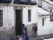 Door-to-door - Quito 1991