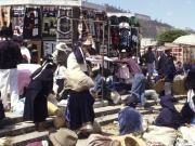 Otavalo in Blue - Ecuador 1991